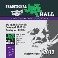 Download Programm - Jazz Hall
