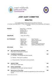JAC 25 09 13 Item 3 Minutes of meeting on 26 Jun 13