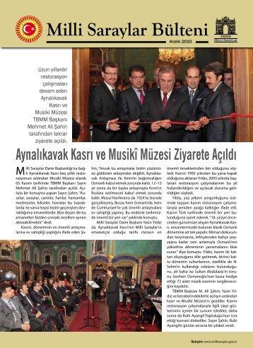 Muhsin ÖZCAN - Milli Saraylar