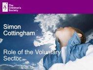 Simon Cottingham - West Midlands Police and Crime Commissioner