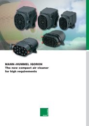 Mann Filter H 804 t Filtro de aceite