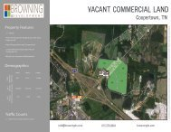 Coppertown, TN - Browning Development Solutions
