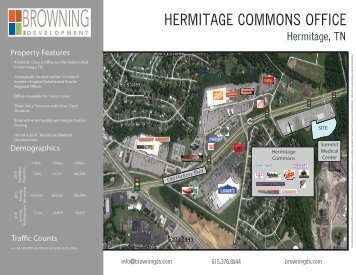 Hermitage, Tennessee - Browning Development Solutions