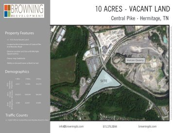 Hermitage, TN - Browning Development Solutions