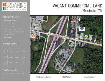 Manchester, TN - Browning Development Solutions