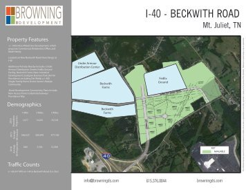 Mt. Juliet, Tennessee - Browning Development Solutions