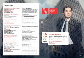 16 17 11 - Deutsches Symphonie-Orchester Berlin