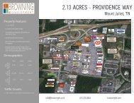 Mt. Juliet, Tennessee - Browning Development Solutions