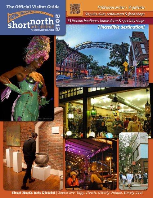1 Incredible Destination Short North Arts District