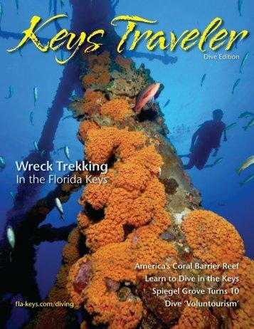 Wreck Trekking - Florida Keys