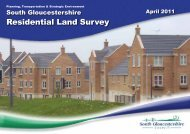 Residential Land Survey April 2011 - Save Filton Airfield