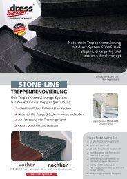 dress-System STONE-LINE (~ 0.8 MB PDF) - Bauelemente M. Rüberg