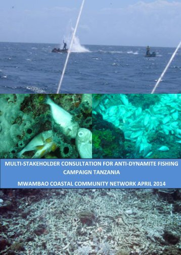 Draft Report - MCCN Multi-stakeholder consultation for anti-dynamite fishing campaign Tanzania 3rd June 2014.pdf