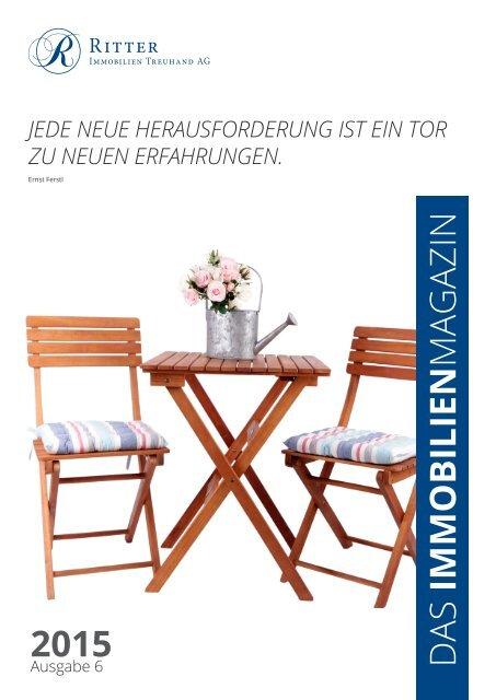 Das Immobilienmagazin - Ausgabe 6.2015
