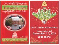 xmas craft pdf layout - Spectra Productions