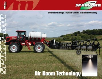 Spray-Air Brochure - Miller STN