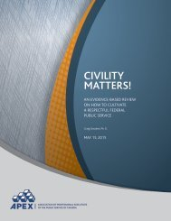 civility report - eng