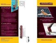 Pearson Swim Camp Brochure - TeamUnify