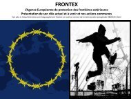 Frontex - Afrique-Europe-Interact