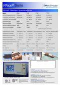 Die PAxxP Maschinen sind Präzision voll ausgestatteten linearen ... - Seite 4