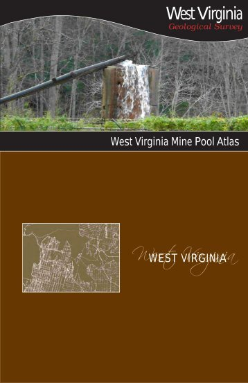 Mine Pool Atlas - West Virginia Department of Environmental ...