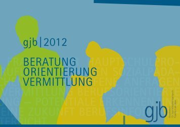 Jahresbericht 2012 - gjb