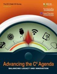 Advancing the C4 Agenda - nascio