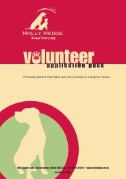 Volunteer-Pack