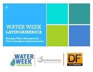 Congreso Water Week Latinoamérica - Aquaknow