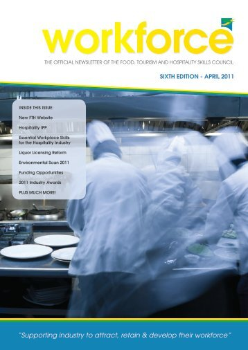 WORKFORCE Newsletter 6th Edition April 2011 - FTH Skills Council