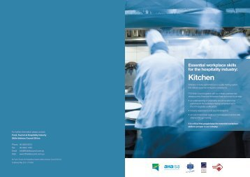 Kitchen - FTH Skills Council
