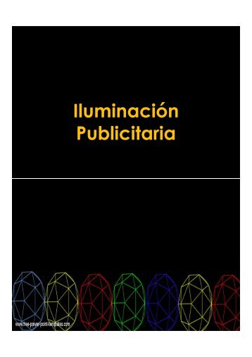 Iluminación Publicitaria