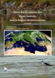 Statut des Inventaires des Zones humides dans la Région ... - Medwet