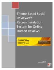 Building Recommender Systems using a Knowledge Base of