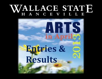View the Exhibition Entries and Results
