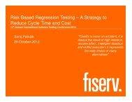 (Microsoft PowerPoint - 06_Risk Based Regression Testing ... - QAI