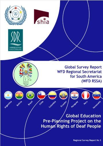 RSSA Regional Survey Report No 3 (English Version) PDF - World ...