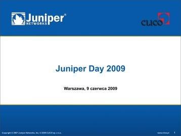 Quiz - Juniper - CLICO Sp. z o.o.
