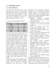 1.1. VIRSZEMES ŪDEŅI konsultāciju un monitoringa centrs); 14