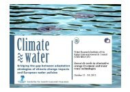 View/Download the presentation - Climatewater