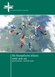 Die Evangelische Allianz stellt sich vor - Agape Gemeinschaft ...