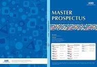 Master Prospectus 2010/2011 - Amanah Mutual Berhad