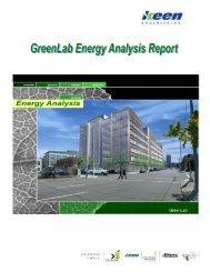 energy analysis report - Vicon Equipment, Inc.