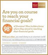 """The Envision® Process†Video Transcript - Wells Fargo"