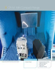 CR-M: Mini Compact Range - The Microwave Vision Group