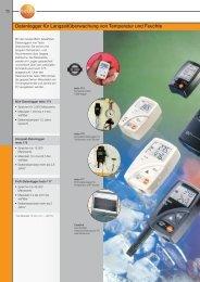 testo 175-T1 Kompakt-Datenlogger