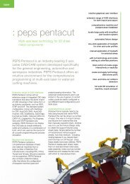 : peps pentacut - Vero Software