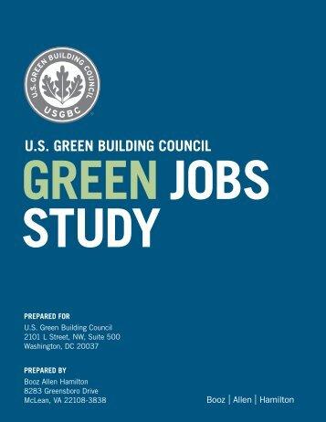 U.S. GREEN BUILDING COUNCIL - MTS