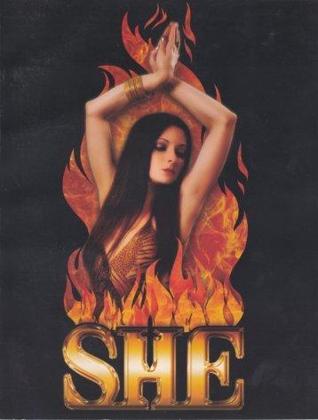 Programa de She Santa Cruz