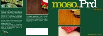 Struktura - MOSO Bambus